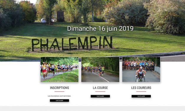 Semi-marathon Phalempin 16 juin 2019